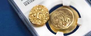 Ancient & Medieval (Gold Coins) 450 BC - 1500 AD